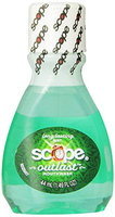 Scope Outlast Mouthwash Long Lasting Mint