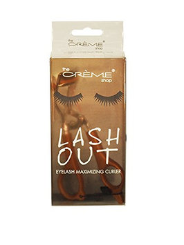 The Crème Shop Lash Out Eyelash Curler