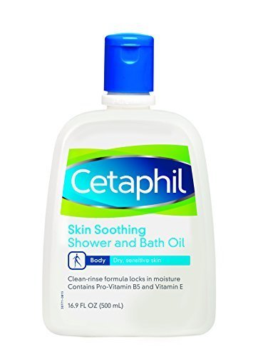 Cetaphil Skin Soothing Shower and Bath Oil