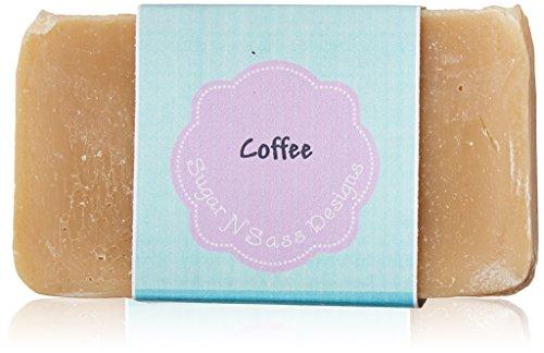 Sugar N Sass Designs Coffee Bar Soap