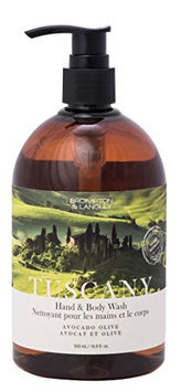 Upper Canada Soap Brompton and Langley Exotic Retreats Hand and Body Wash