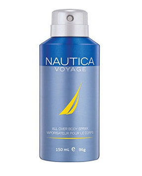 NAUTICA Voyage Deodorant Body Spray