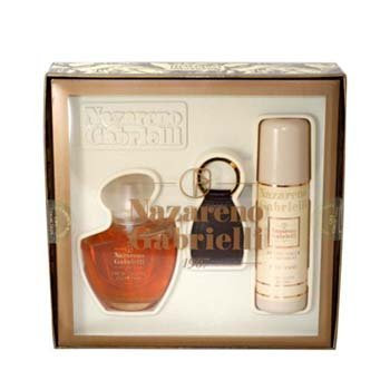 Nazareno Gabrielli Gift Set for Women (Eau De Toilette Spray