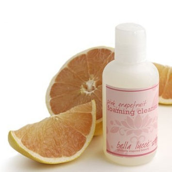 Bella Lucce Pink Grapefruit Foaming Cleanser