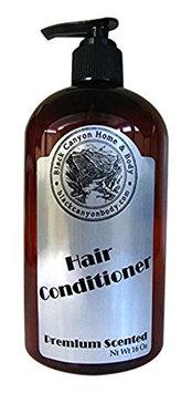 Black Canyon Hair Conditioner 16 Oz (Invigor (Coconut Lime Verbena))