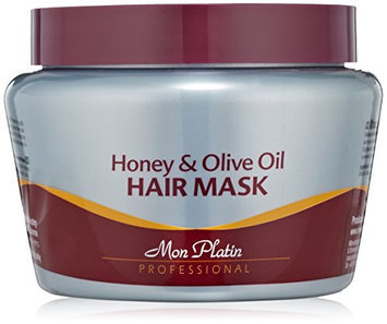 Mon Platin Honey and Olive Oil Hair Mask