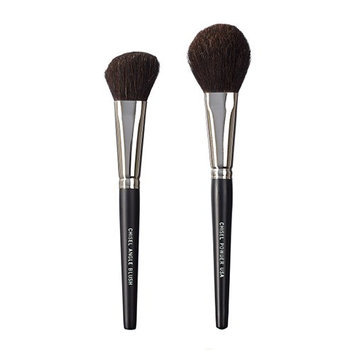VEGAN LOVE The Chisel Collection Make Up Brush Set (Chisel Angle Blush Chisel Powder)