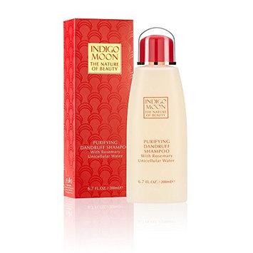 INDIGO MOON Purifying Dandruff Shampoo with Rosemary Unicellular Water