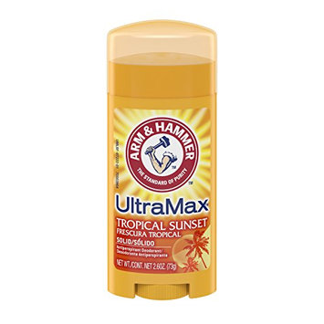 Arm & Hammer Ultra-Max Tropical Sunset Deodorant Antiperspirant