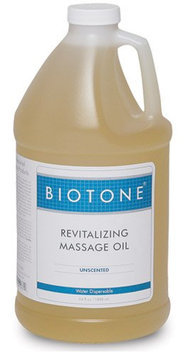 Biotone Revitalizing Unscented Massage Oil