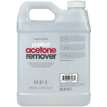 Opi Purified Acetone Nail Polish Remover
