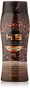 So Java 80XXX Dark Coffee Bronzer Indoor Tanning Lotion