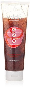 Edda SCANDINAVIAN Rose Tea & Orchid Body Scrub - 8.8oz