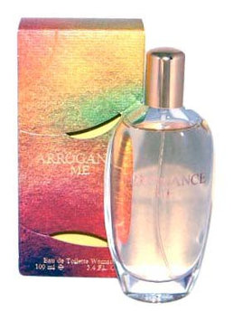 Arrogance Me By Schiapparelli Pinkenz For Women. Eau De Toilette Spray 3.4 Oz.