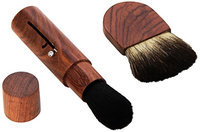 ON&OFF Wooden Retractable and Flawless Finisher Brush