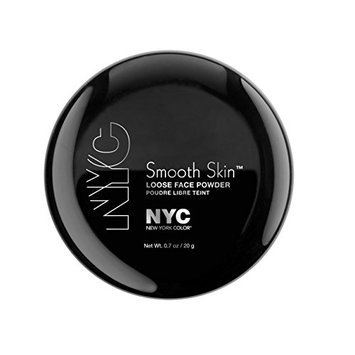 N.Y.C. New York Color Smooth Skin Loose Face Powder