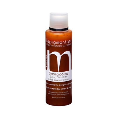 Mulato Strawberry Blonde Highlights Shampoo