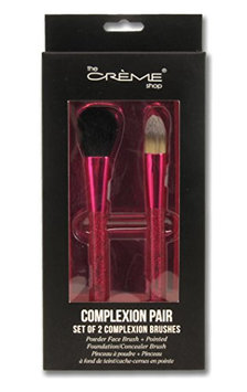 The Crème Shop Complexion Pair Brushes