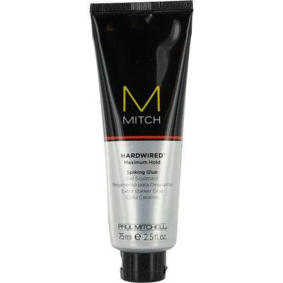 Paul Mitchell Men by Paul Mitchell Men Mitch Hardwired Maximum Hold Spiking Glue for Men