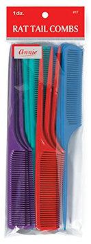 Annie Rat Tail Comb Set