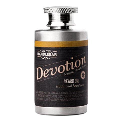 CanYouHandlebar Devotion Beard Oil Flask