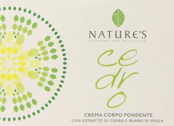 Nature's Cedro Fondant Body Cream