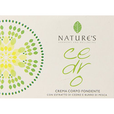 Nature's Cedro Fondant Body Cream