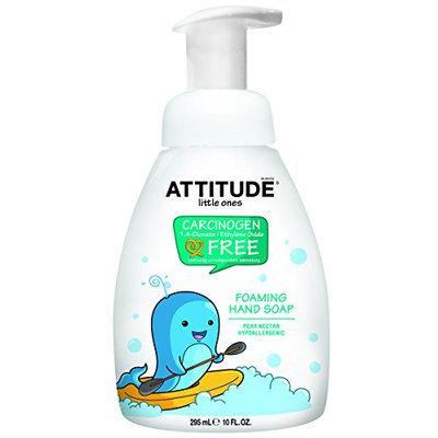 ATTITUDE Foaming Hand Soap Pump