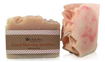 The Bath Place Good Morning Sunshine Hand Crafted Natural Soap