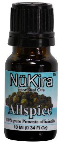 NuKira Allspice Pure Essential Oil