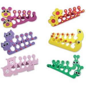 super nail Fun Toe Separators