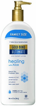 Gold Bond Ultimate Healing Skin Therapy Lotion Family Size