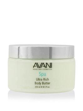 Avani Dead Sea Ultra Rich Body Butter 9.35OZ(265 G)(Pear/Apple)
