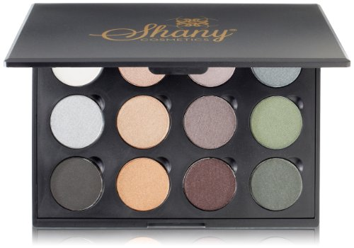 SHANY Fall Colors Eyeshadow Palette (12 Colors