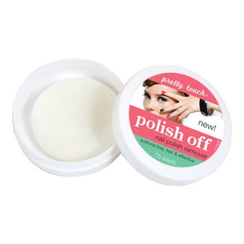 Pretty Touch Nail Polish Remover Pads