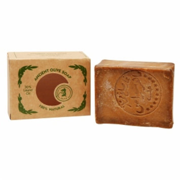 Ancient Olive Natural Olive Oil & Laurel Oil Bar Soap 30% Laurel, Natural, 7 oz