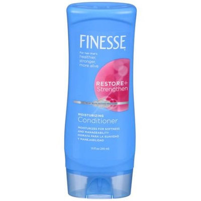 Finesse Restore & Strengthen Moisturizing Conditioner, 10 fl oz
