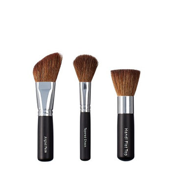 VEGAN LOVE Angled Face Tapered Cheek Brush Trio