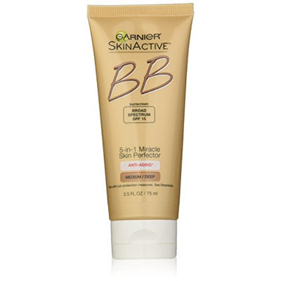 Garnier SkinActive 5-in-1 Miracle Skin Perfector Anti-Aging BB Cream