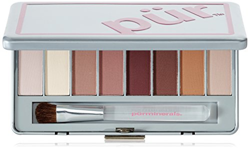 Pur Minerals Soul Mattes 8 Ultimate Matte Eye Shadow Companions