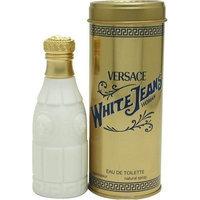 White Jeans By Gianni Versace For Women. Eau De Toilette Spray 2.5 Ounces