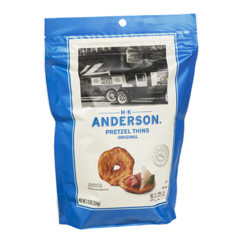 HK Anderson Pretzel Thins Original