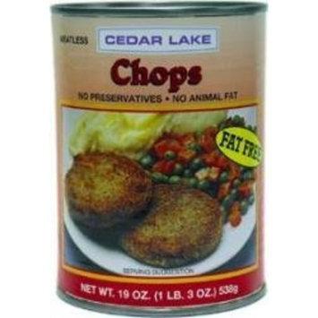 Cedar Lake Chops - Vegan (12 Cans)