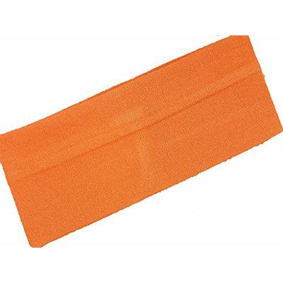Orange 3 Inch Wide Cotton Stretch Headbands Applelati Designs Headbands