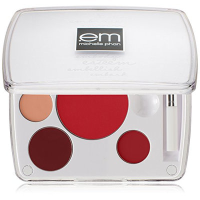 em michelle phan Shade Play Lip Color Mixing Palette
