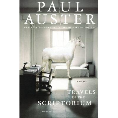 Picador Travels in the Scriptorium A Novel
