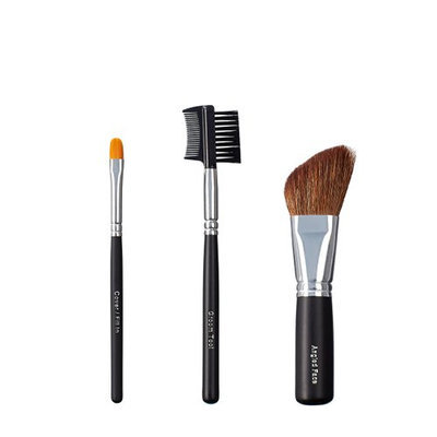 ON&OFF Trio Cover/Groom Tool and Angled Face Brush