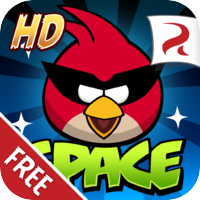 Rovio Entertainment Ltd Angry Birds Space HD Free