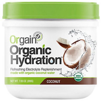 Orgain, Inc. Orgain - Organic Hydration Refreshing Electrolyte Replenishment Coconut - 7.05 oz.