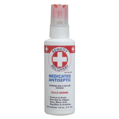 Remedy Recovery Remedy recovery Medicated Antiseptic Dog Spray